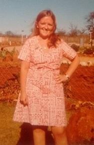 Kathy - Avis Girl 1974