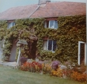 Back of Watermill Lane Cottage, Pett 1984