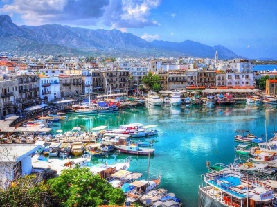 Photo of Girne / Kyrenia harbour from Frozen Cypriots group photos